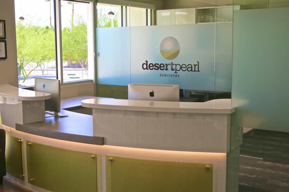 Desert Pearl Dentistry office