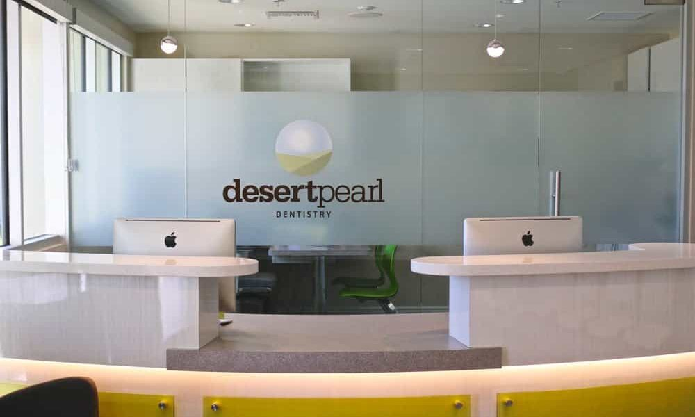 Desert Pearl Dentistry office